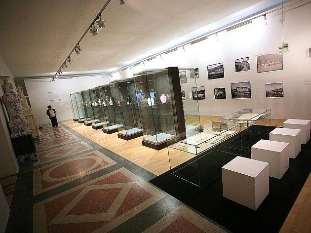 Moravská galerie v Brně - ilustrační fotografie.
