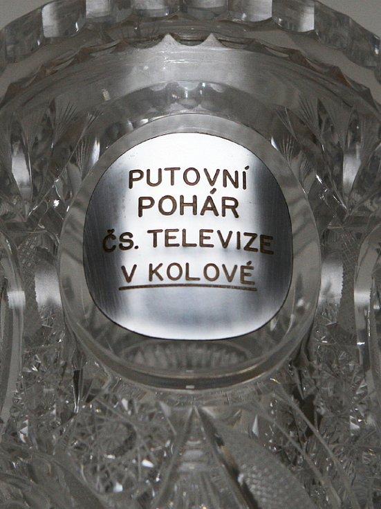 Putovní pohár ČS. televize v kolové.