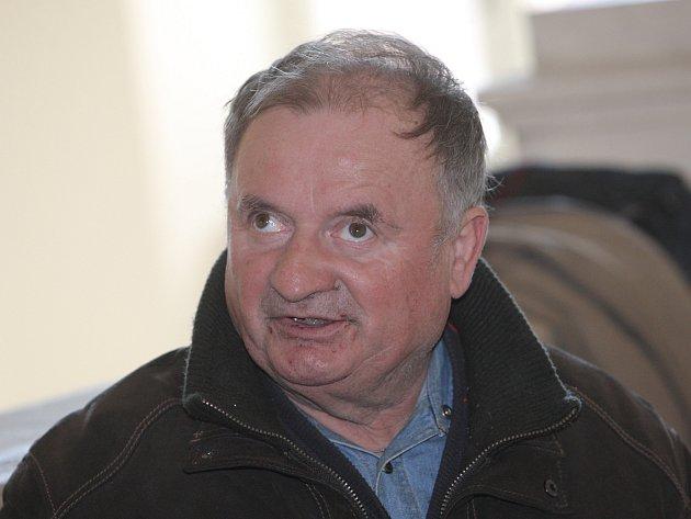 Pavel Mayer před brněnským soudem