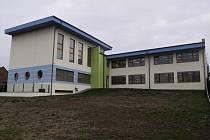 O titul Stavba Jihomoravského kraje 2018 se uchází školní budova U Floriánka ve Vranovicích.