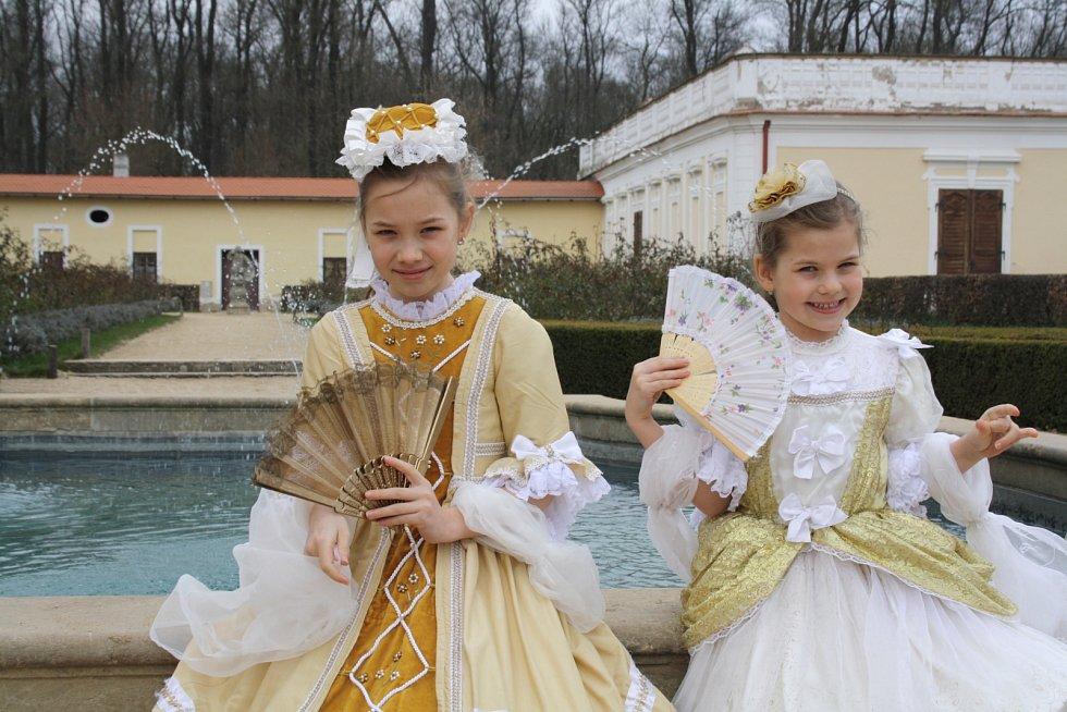 V Miloticích přivítali jaro a velikonoce i s nově otevřenými komnatami.