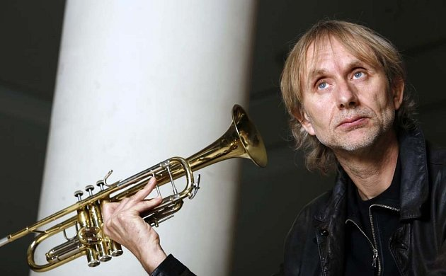 Francouzský trumpetista Erik Truffaz