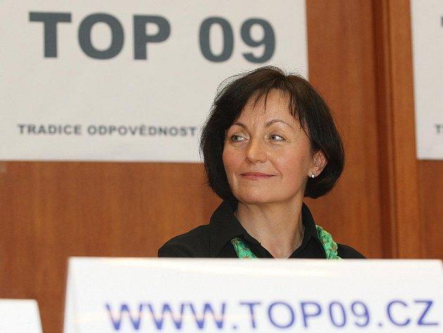 Anna Putnová.