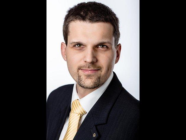 Petr Hladík (KDU-ČSL).