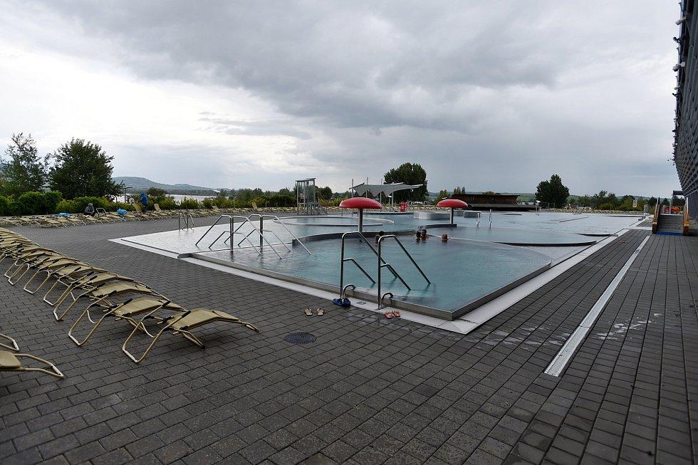 25.5.2020 - otevření Aqualandu Moravia po ukončení nouzového stavu