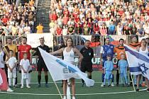 Mistrovství Evropy v malém fotbale v Brně. Ilustrační foto.