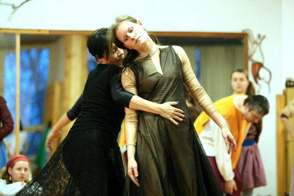 Taneční divadlo Mimi Fortunae z Brna.