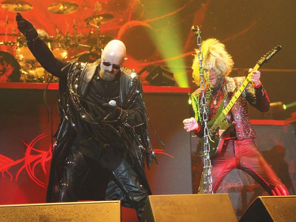 Metalová legenda Judas Priest