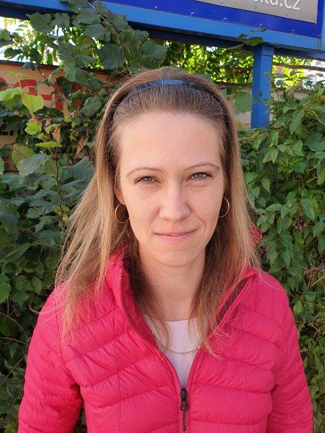 Michaela Beranová, 34let, úřednice, Sokolnice.