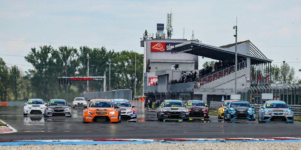 Závodník Michal Makeš se na Slovakiaringu dočkal nejcennějšího úspěchu kariéry.