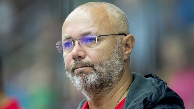 Jiří Kalous je novým trenérem brněnské Komety.