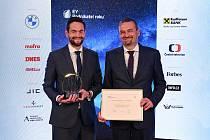 Ocenění Podnikatel roku v Jihomoravském kraji získali vývojáři z brněnské firmy Idea StatiCa.