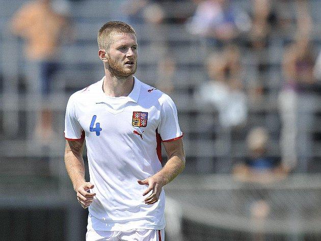 Fotbalista Ondřej Mazuch.