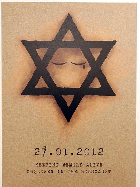 Muzeum Romské kultury Mezinárodní hledá nejlepší plakát ke Dni památky obětí holocaustu.