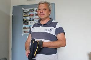 Odborník na městskou hromadnou dopravu Tomáš Kocman z Technického muzea Brno.