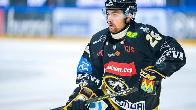 Hokejista Radek Koblížek.