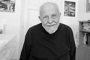 Zemřel brněnský architekt Ivan Ruller. Bylo mu 91 let