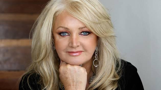 Zpěvačka Bonnie Tyler.