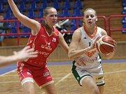 Pavla Švrdlíková (vpravo) ukončuje kariéru