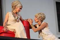Shakespearovské dny zahájil příběh z antické historie Antonius a Kleopatra.
