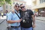 Festival Ghettofest v Brně.