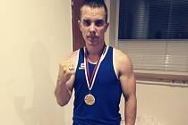 Tomáš Veselý se zlatou medailí z Turnaje Jána Zachary
