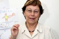 Psycholožka Jarmila Burešová.