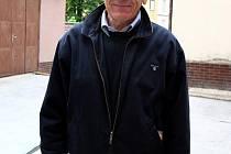 Bývalý mistr volejbalové ligy Zdeněk Václavík.