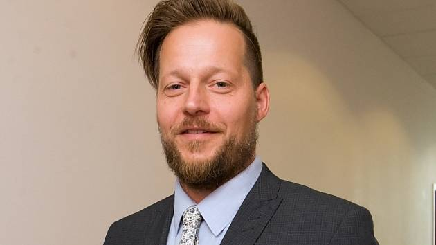 Ředitel Centra jazykového vzdělávání Masarykovy univerzity Libor Štěpánek.