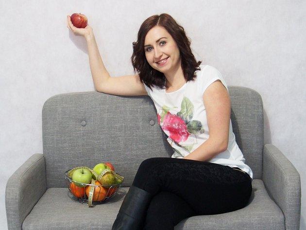 Výživová poradkyně a nutriční terapeutka Monika Tělupilová.