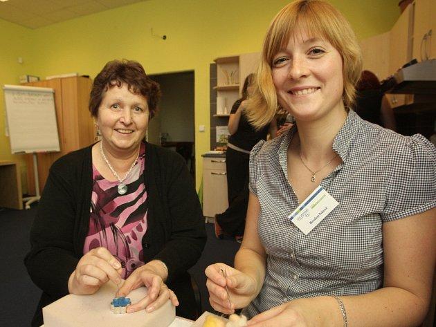 Klub Za rohem pomáhá lidem s postižením už dva roky.