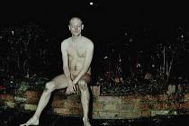 Jedna z fotografíí výstavy Tělo, která pobuřuje některé lidi.