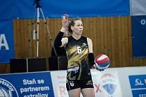 Volejbalistky Přerova v posledním utkání sezony proti VK Šelmy Brno.