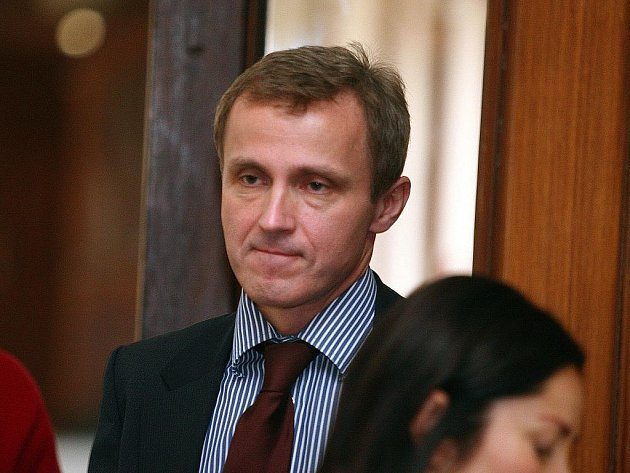Soud s Markem Sedlákem.