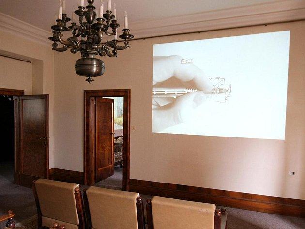Historicky první autorskou výstavu deseti studentů i čerstvých absolventů Fakulty architektury Vysokého učení technického v Brně mohou ještě dva týdny zhlédnout zájemci ve vile Stiassni v Brně - Pisárkách.