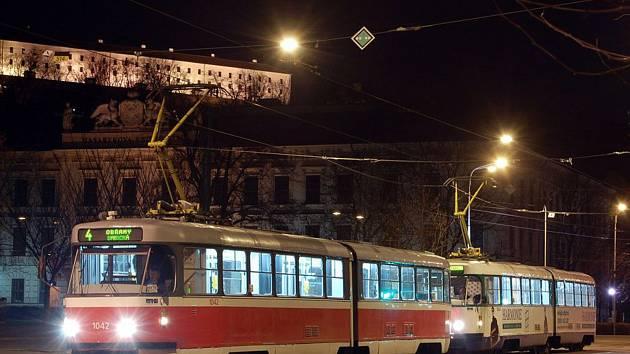 Jednačtyřicet tramvají typu K2 v budoucnu nahradí nový typ, takzvaná Tramvaj pro Brno.