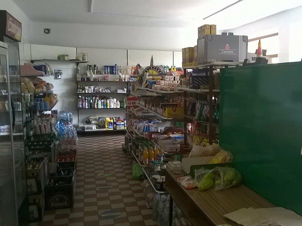 Vesnické prodejny. Ilustrační foto.