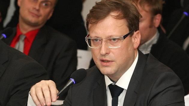 Svatopluk Bartík. Archivní foto.