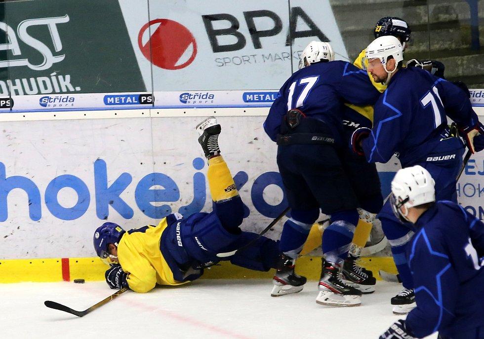 hokej PSG Berani Zlín  - HC  Kometa Brno