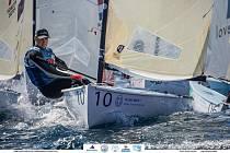 Jachtař Ondřej Teplý se nevzdává naděje na olympijské hry.