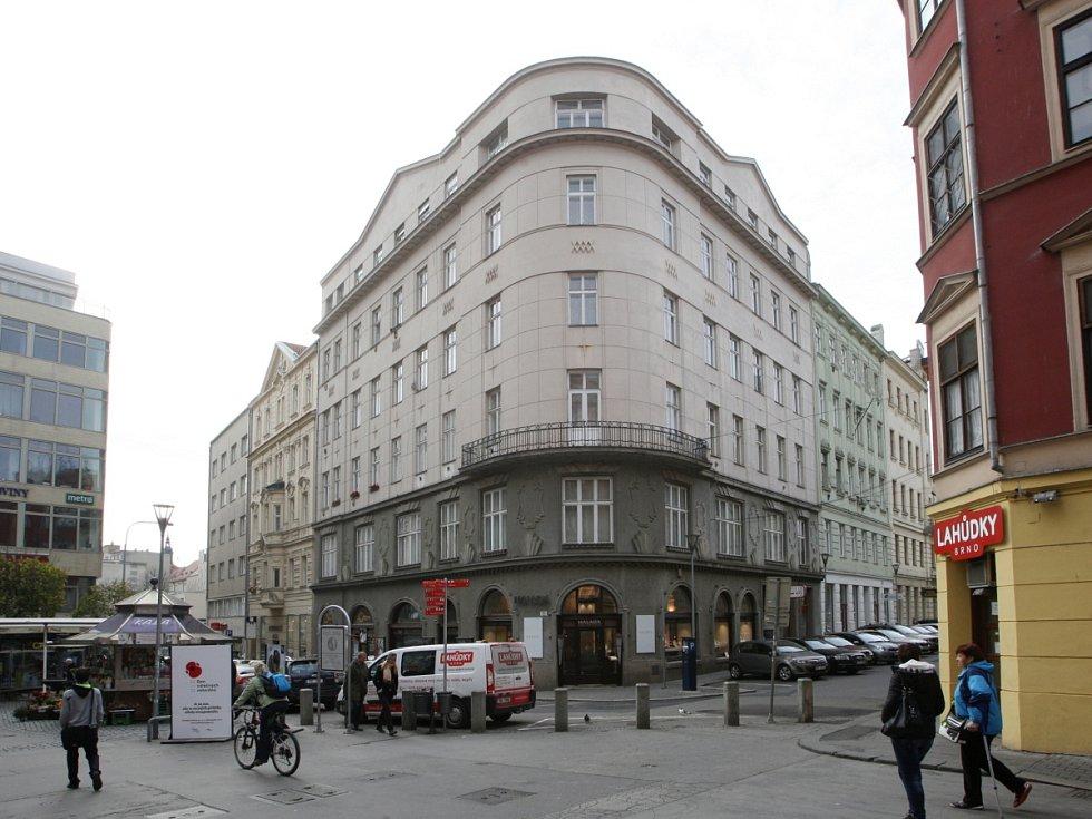 Dům určený ke směně za pozemky pro stavbu stadionů za Lužánkami - Solniční ulice 11.