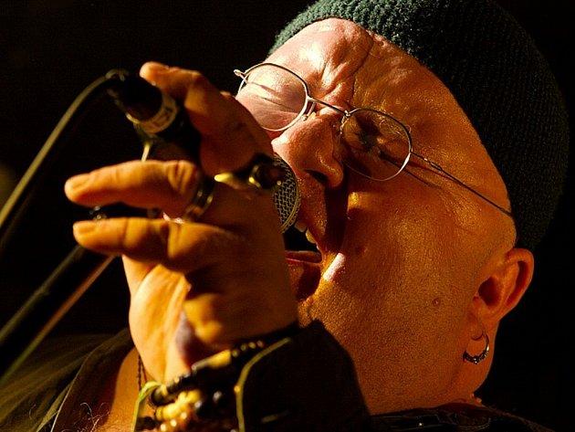 Karel Heřman se s Čankišou vydal hudební cestou etna a worldmusic.