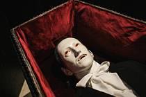 Výstava Dracula a ti druzí – Krvavá historie v letohrádku Mitrovských.