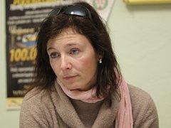 Matka jedenáctiletého Tomáše Markéta Elsnerová.