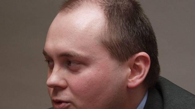 Poslanec Michal Hašek