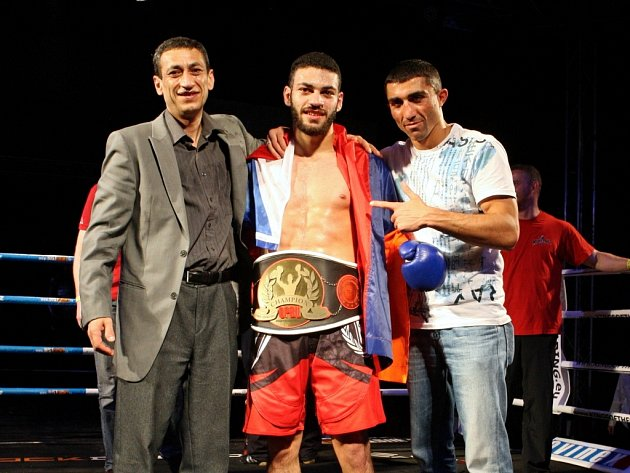 Vrchol galavečera bojových sportů Kings og the Ring – Youngblood přinesl pás evropského šampiona O.P.B.U. Tigranu Movsisyanovi.