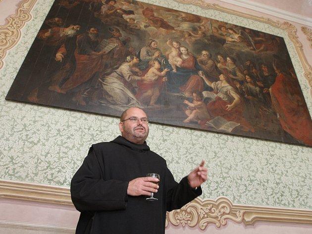 Jižní křídlo benediktinského kláštera v Rajhradě na Brněnsku se dočkalo opravy za 34 milionů korun.