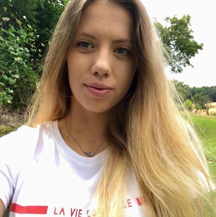 LUCIE DVOŘÁKOVÁ (volejbal, VK PFN Znojmo-Přímětice)