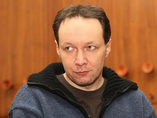 Pavel Höfer u brněnského soudu.