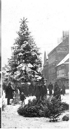 Vánoce před mnoha lety.